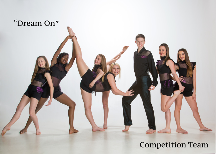 how to start a competition dance team